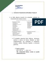 PRIMER EXAMEN PARCIAL DE TRATAMIENTO DE RESIDUOS 2