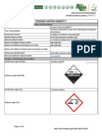 HDS Envases vacíos Sanilet F v.10