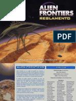 Alien Frontiers - Reglamento