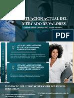 Situación Actual Mercado de Valores ppt