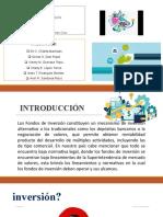 Fondos de Inversión ppt -Grupo 05
