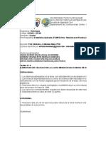 Tarea N° 6.1. Cálculo de la Lluvia Media en una Cuenca de Drenaje - EJERCICIO.xls