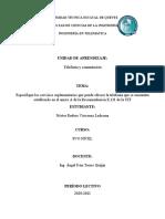 Especifique los servicios suplementarios que puede ofrecer la telefonía que se encuentra establecido en el anexo A de la Recomendación E.131 de la UIT.docx