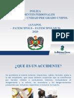 PRESENTACIÓN  POLICIA BOLIVIANA   2020