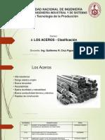 S6.1 Aceros Clasificación 20-1