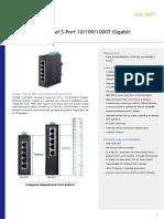 IGS-500T_Datasheet
