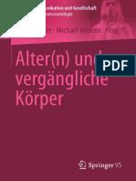 [Wissen, Kommunikation und Gesellschaft] Reiner Keller, Michael Meuser (eds.) - Alter(n) und vergängliche Körper (2017, VS Verlag für Sozialwissenschaften) - libgen.lc.pdf