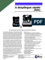 RDK_Datasheet_ES