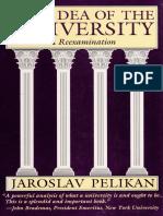 Jaroslav Pelikan_ John Henry Newman - The Idea of the University_ A Reexamination-Yale University Press (1992).pdf