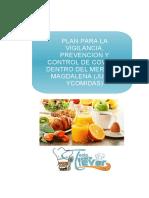PLAN DE CONTINGENCIA JUGOS Y COMIDAS