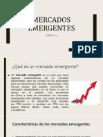Mercados-emergentes