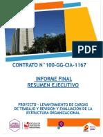 CARGAS LABORALES. UNIVALLE VS. EMCALI. INFORME FINAL RESUMEN EJECUTIVO. CONTRATO NO. 100-GG-CIA-1167.pdf