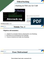 S4-Hack-Hacking de Wifi con Air Craft