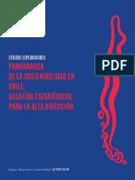 informe_sostenibilidad en Chile Desafíos Estratégicos para la Alta Dirección 2018