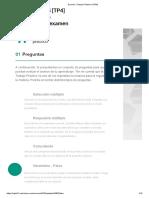 Finanzas publicas siglo 21 Trabajo Práctico 4 [TP4] 85%