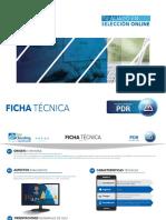 FICHA PDR 2019