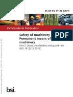 BS EN ISO 14122-3
