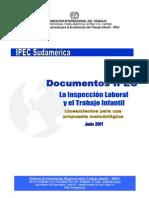 inspeccion trabajo infantil