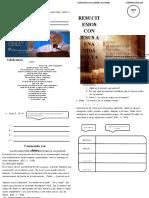 Tema 12 Resucitamos Con Jesús a Una Vida Nueva