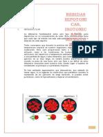 BEBIDAS ENERGIZANTES ( B.Isotonicas ....docx