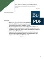businessdailyafrica.com-Vaseline Smirnoff risk removal from trademark registry.pdf