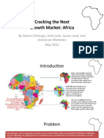 Cracking the Next Growth Market Africa