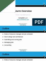 II Slurm Overview