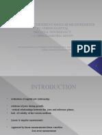 COMPARISON OF DIFFERENT ANGULAR MEASUREMENTS