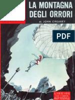 Urania 0263 - La Montagna Degli Orrori - John Creasey