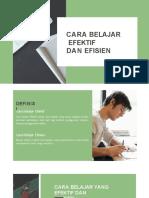 Arya_cara belajar efektif dan efisien