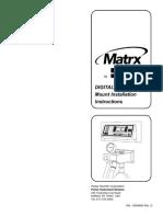 Matrx-D-MDM-Cabinet-Mt-Flowmeter-Users-Manual