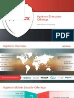 Appknox deck