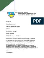 ETICA Y VALORES LA DISCIPLINA4º13 DE MAYO. (1)