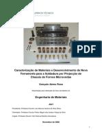 Caracterização de Materiais e Desenvolvimento de Nova Ferramenta para a Soldadura por Projecção de Chassis de Fornos Microondas.pdf