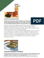 Cotto E Mangiato - I Primi