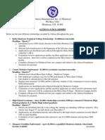 Altrusa Delta-Montrose Tech Application