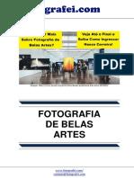 Fotografia de Belas Artes