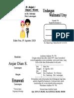 UNDANGAN Libra 11 nikah andika.doc
