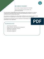 Green Globe Internation certification