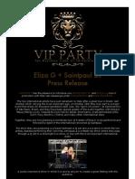 SAINTPAUL DJ Press Release