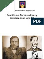Caudillismo, Conservadores y Dictadura en el Siglo.pdf
