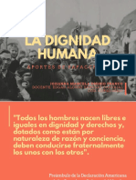 Dignidad Human Yhoanna Osorio