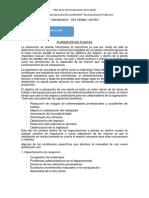 DECIMA SEMANA  PRODUCCION CLASE 01