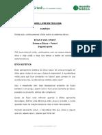 _Ética Cristã Estrutura de Decisão  - Segunda parte