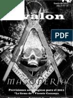 Revista digital Ávalon, enigmas y misterios. Año II - Nº 15 - Enero de 2011