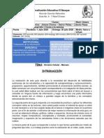 Octavo Biología Guía # 6 - 7 Meiosis (01-07-20 al 24-17-20) (1)