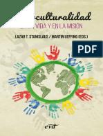Interculturalidad. En la vida y en la misión - Lazar T. Stanislaus y Martin Ueffing.pdf