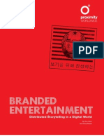 Branded Entertainment Whitepaper