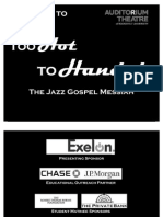 Too Hot to Handel Pre-Show Poetry Contest Presentation