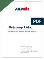 TRABAJO - DIAGNOSTICO CULTURA ORGANIZACIONAL.docx